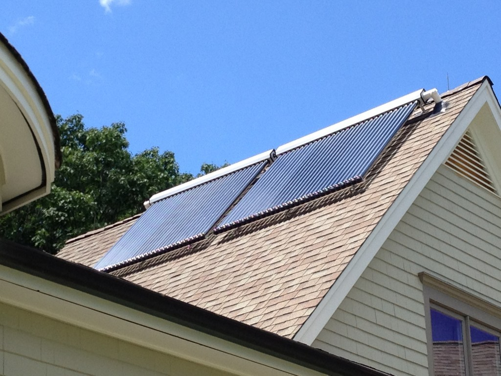Rooftop Solar Thermal