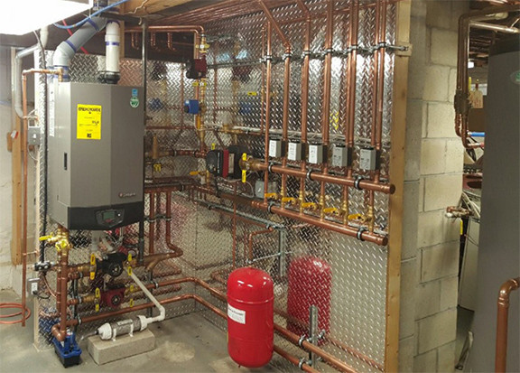 Keyes north atlantic inc electrical and mechanical - Most efficient heating system ...