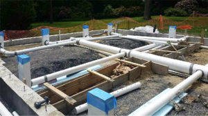 underground-ductwork-with-weatherproof-coating