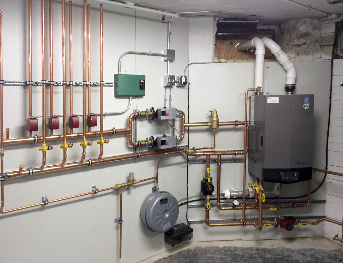 Keyes north atlantic inc electrical and mechanical for New and innovative heating and cooling system design