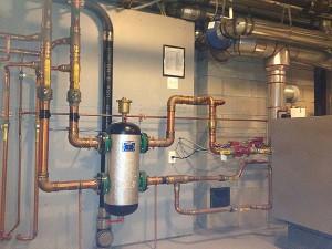 Boiler Piping Manifold 2