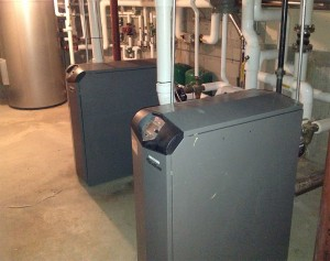 Dual Lochinvar Boilers