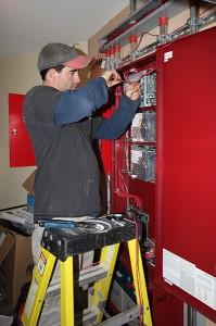 Fire Alarm Technician
