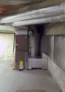 Insulated ductwork 2