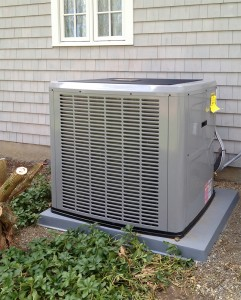 Luxaire 2-stage condensing unit