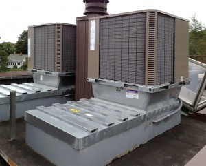 Luxaire roof top unit